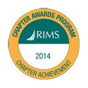 Chapter Achievement Award 2014