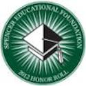 Spencer Educational Foundation 2012 Honor Roll