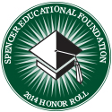Spencer Educational Foundation 2014 Honor Roll