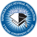 Spencer Educational Foundation 2009-14 Consistent Giving